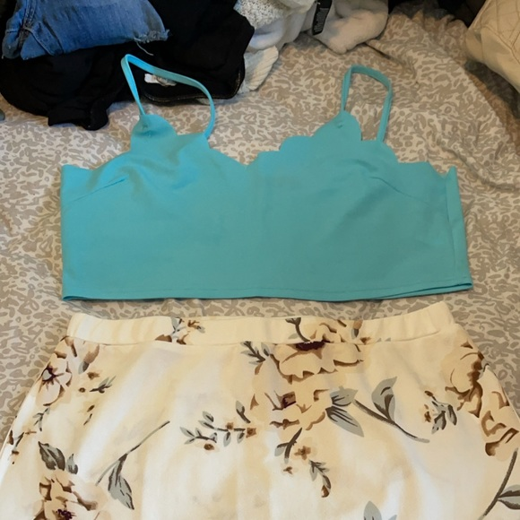 shein two piece outfit